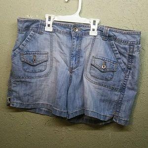 Faded glory shorts
